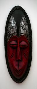 Comment faire un masque africain 3D