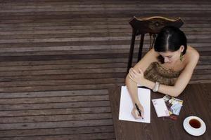 Comment écrire une lettre pour quelqu'un quitte l'équipe