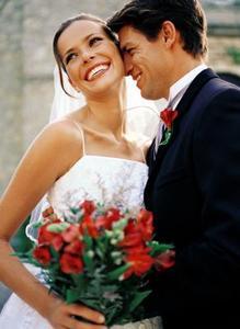 Idées pour un mariage rouge, noir & blanc