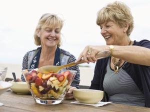 Créative fruits salade Arrangements & idées
