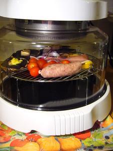 Instructions pour la cuisson avec le four NuWave Pro