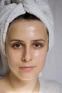 Ingrédients de soin de peau bio