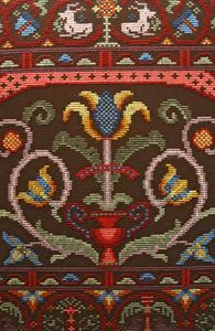 Comment encadrer un tapis ou tapisserie
