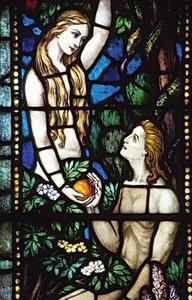 Adam & Eve Bible Crafts
