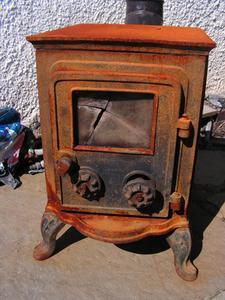 Comment nettoyer une cheminée en métal