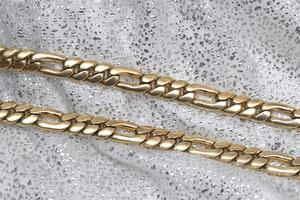 Comment faire la différence entre or & chaînes en laiton
