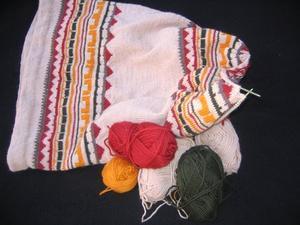 Comment changer les couleurs des fils sur le Knifty Knitter