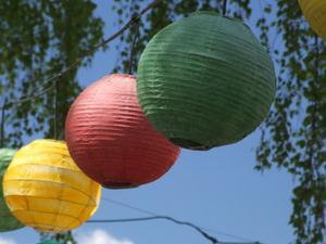 Comment faire une boule de lanterne de papier qui se plie - Fabriquer une boule en papier ...