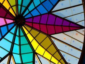 L'histoire des vitraux
