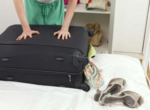 Comment une valise pour une semaine de vacances