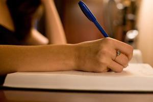 Activités d'écriture contrôlée