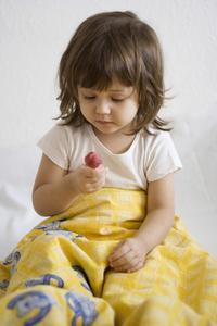 Idées pour un bébé couette avec différents tissus