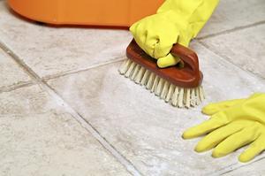 Des moyens naturels pour nettoyer une pierre carrelage sol
