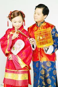Robes de mariée chinoises traditionnelles