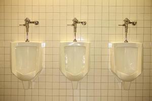 Comment réparer un robinet manuel Royal Flush sur un urinoir
