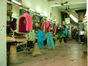 Comment peindre un Salon de coiffure