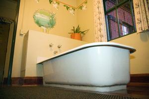Couleurs de peinture de mur de salle de bain