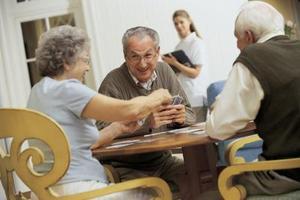 Qualités d'entrer dans une maison de retraite géré par l'Etat