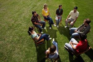 Activités de groupe pour la prévention des rechutes