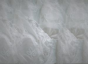 Comment blanchir les rideaux de dentelle