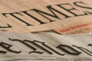 Comment trouver un vieil Article de journal de 1984