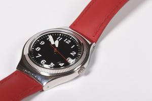 Comment nettoyer une montre en cuir