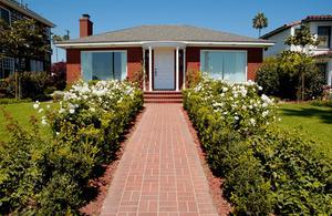 Idées d'aménagement paysager pour une maison de Style Ranch