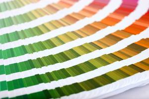 Liste des fabricants d'encres d'imprimerie dans le monde entier