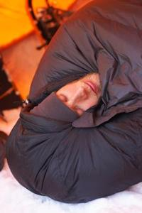 Les meilleurs sacs de couchage pour temps froid