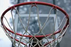 Comment Attacher Un Panier De Basket Sur Un Mur