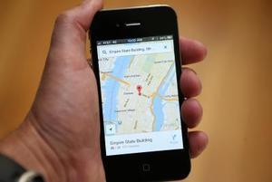 Comment marquer des points sur Google Maps