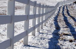 Quelle hauteur faut-il une barrière de cheval ?