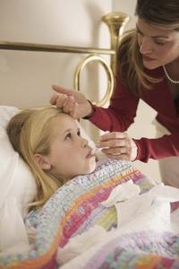 Comment faire pour apaiser toux glaire d'un trois ans