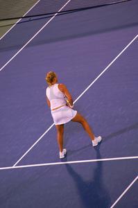 Règles tennis court