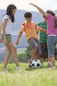Est-ce bon pour les enfants à jouer des Sports ?