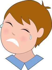 Décharge des yeux dans un 1-Year-Old