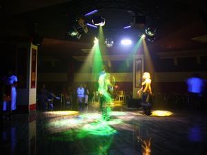 Idées de décoration de fête danse