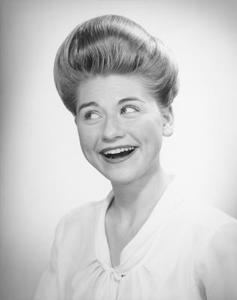 Bricolage des années 1950 coiffures