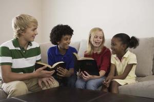 Artisanat de la Bible pour les enfants sur la parole de Dieu
