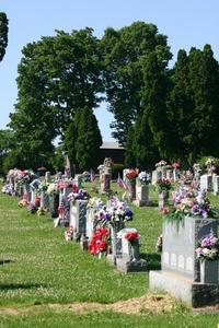 Règlements pour un cortège funèbre clignotant