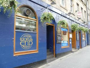 Comment visiter pub de fin du monde à Édimbourg, Écosse