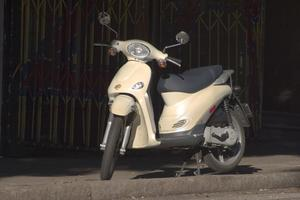 Scooter bricolage Lift Carrier
