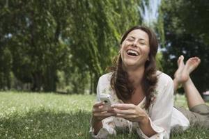 Flirter avec un garçon par sms