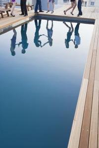 Comment traiter une br lure de chlore for Brulure et piscine