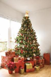 Comment faire un arbre de Noël avec une cheville & matériel de maille