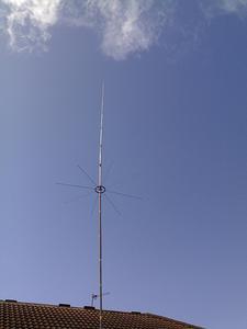 Antenne radio cb fait maison for Antenne cellulaire maison