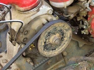 Comment faire pour remplacer la Serpentine dans une Toyota Corolla