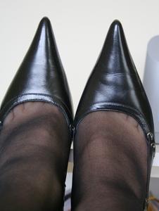 Comment réparer les talons qui sont trop grosses chaussures