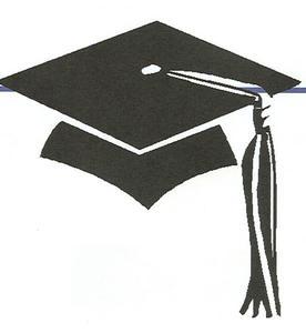 Idées de décoration de table de remise des diplômes supérieurs