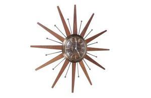 comment faire une horloge murale g ante. Black Bedroom Furniture Sets. Home Design Ideas